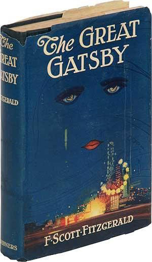 Crafting Beauty: F. Scott Fitzgerald & Gatsby